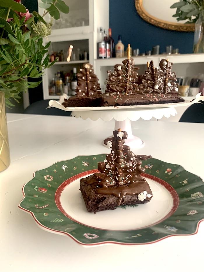 Supermom_Mamablog_Brownie_Schokotannenbaum_Weihnachten
