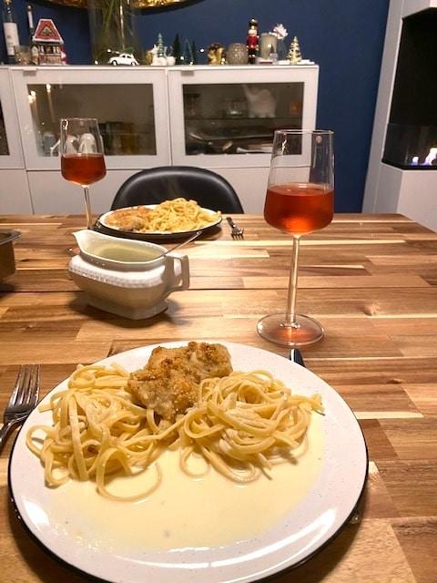 Supermom_Mamablog_Rezept_Parmesanhaehnchen_Zitronenpasta