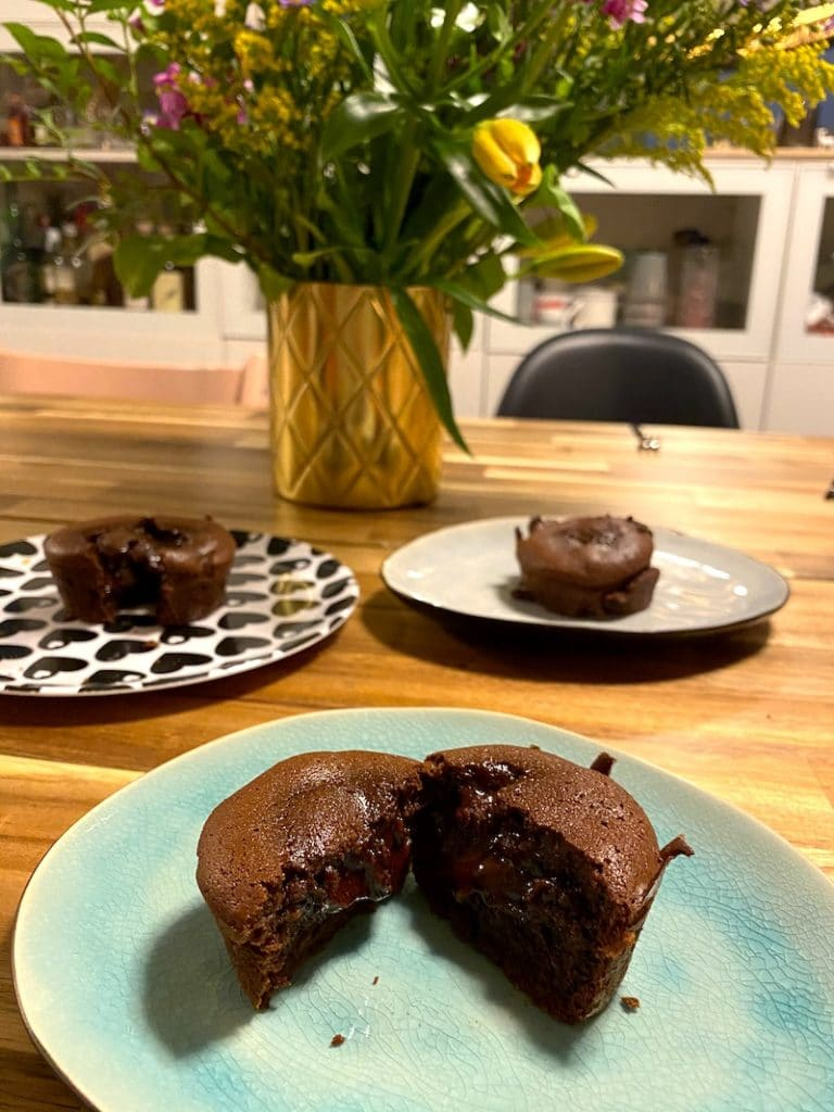 Supermom_Mamablog_Test_Tefal_Cake Factory_Lava Cake