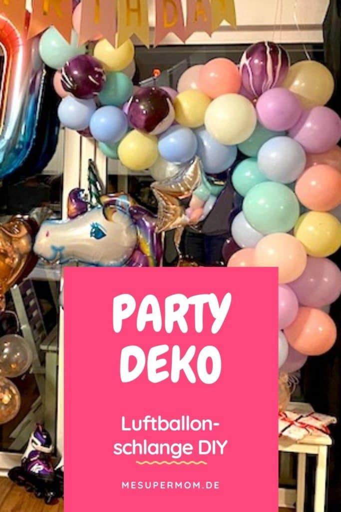 DIY_Luftballonschlange_Deko_kindergeburtstag