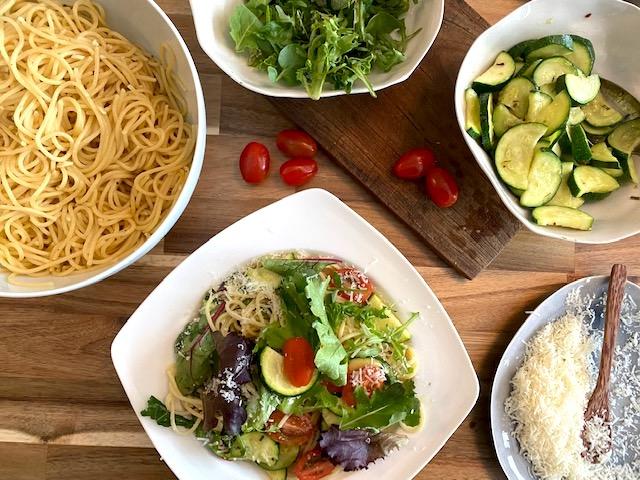 Rezept_Spaghetti aglio e olio_Familienrezept