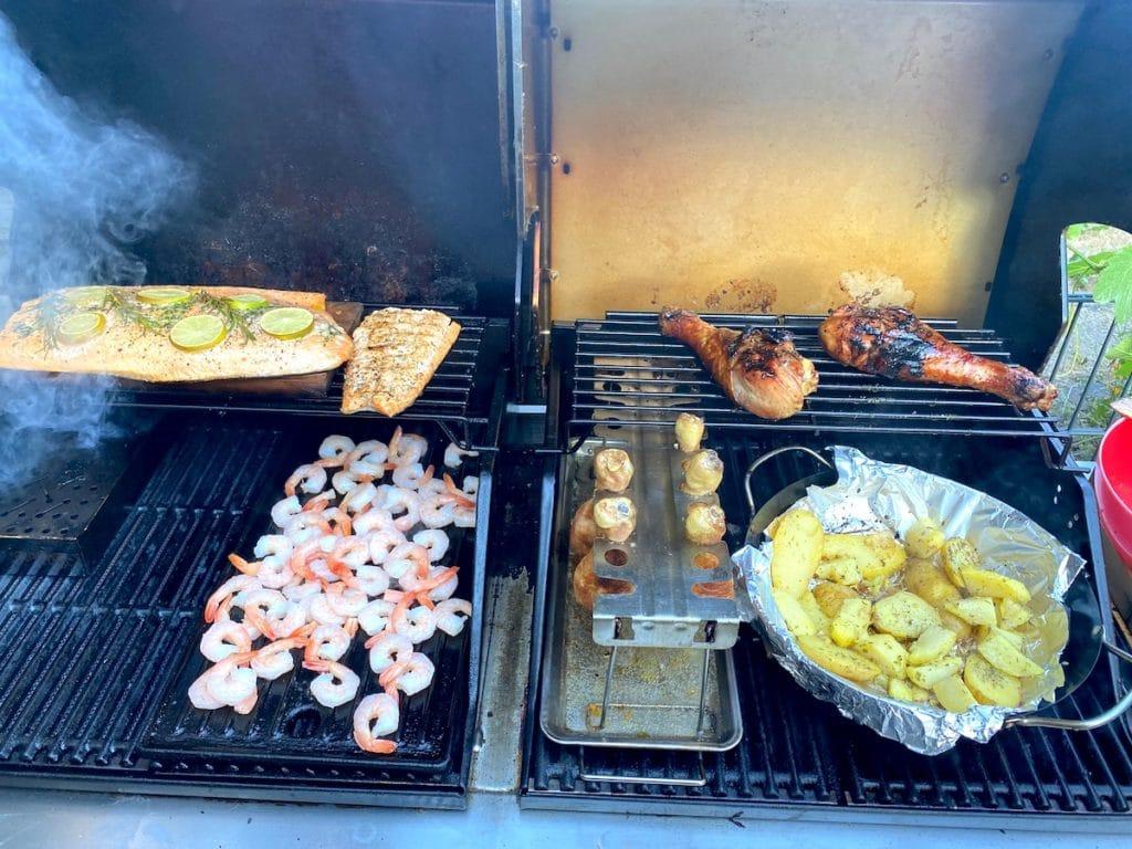 Supermom_Mamablog_Lachs grillen smoken