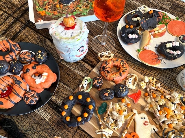Halloween: 10 schnelle Grusel-Snacks fürs Halloween Buffet