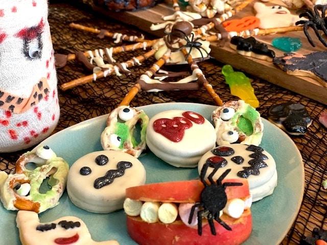 Supermom_Mamablog_Halloween_Monster Brezel